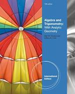 Algebra and Trigonometry with Analytic Geometry, International Edition