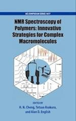 NMR Spectroscopy of Polymers (ACS SYMPOSIUM SERIES, nr. 1077)