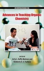 Advances in Teaching Organic Chemistry (ACS SYMPOSIUM SERIES, nr. 1108)