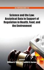 Science and the Law (ACS SYMPOSIUM SERIES)