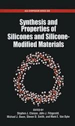 Synthesis and Properties of Silicones and Silicone-Modified Materials (ACS SYMPOSIUM SERIES, nr. 838)
