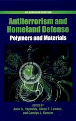 Antiterrorism and Homeland Defense (ACS Symposium, nr. 980)