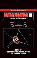 Ionic Liquids IV (ACS SYMPOSIUM SERIES, nr. 975)