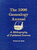 The 1996 Genealogy Annual (Genealogy Annual S)