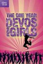 The One Year Book of Devotions for Girls (One Year Book of Devotions for Girls, nr. 01)