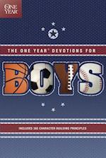 One Year Book of Devotions for Boys af Tyndale, Debbie Bible, Betty Free