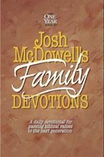 Josh Mcdowell's Book of Family Devotions