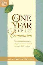 The One Year Bible Companion/Questions and Answers to Help You Make the Most of Your Daily Bible Reading af Tyndale, Not Available, Tyndale House Publishers