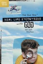 The One Year Real Life Encounters with God (The One Year Books)