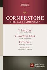 1-2 Timothy, Titus, Hebrews (Cornerstone Biblical Commentary, nr. 17)