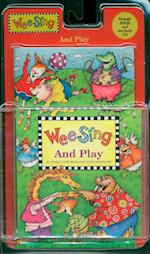 Wee Sing and Play [With CD (Audio)] (Wee Sing Paperback)