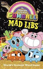 The Amazing World of Gumball Mad Libs af Mad Libs