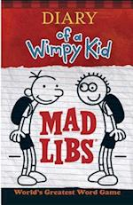 Diary of a Wimpy Kid Mad Libs af Mad Libs