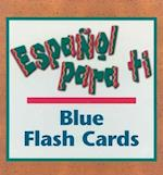 Espanol para ti Level 5, Blue Flash Cards (Viva el Espanol)