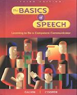 The Basics of Speech