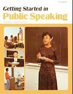 Getting Started in Public Speaking (NTC Language Arts)