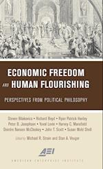 Economic Freedom and Human Flourishing af Michael R. Strain