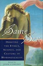 Same Sex af John Corvino