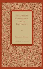 The American Constitution and Its Provenance af Stevens