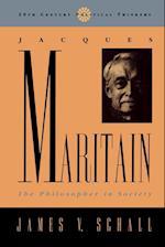 Jacques Maritain af James V Schall