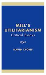 Mill's Utilitarianism af David Lyons