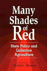 Many Shades of Red