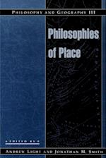 Philosophy and Geography III (Philosophy and Geography, nr. 3)