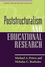 Poststructuralism and Educational Research af Peters