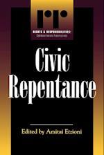 Civic Repentance af Amitai Etzioni