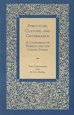 Structure, Culture, and Governance