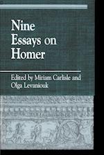 Nine Essays on Homer af Olga Levaniouk, Gregory Nagy