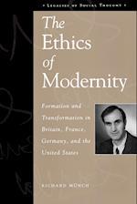 The Ethics of Modernity af Richard Munch