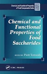 Chemical and Functional Properties of Food Saccharides (Chemical & Functional Properties of Food Components)