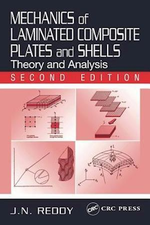 Bog, hardback Mechanics of Laminated Composite Plates and Shells: Theory and Analysis, Second Edition af J. N. Reddy, Reddy Reddy