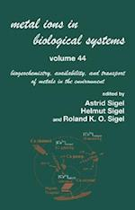 Metal Ions in Biological Systems (METAL IONS IN BIOLOGICAL SYSTEMS)