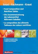 Food Composition and Nutrition Tables/Die Zusammensetzung Der Lebensmittel Nahrwert-Tabellen/La Composition Des Aliments Tableaux Des Valeurs Nutritiv af W. Fachmann, Siegfried W. Souci, Heinrich Kraut