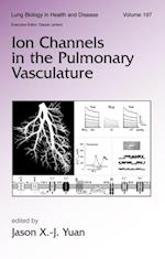 Ion Channels in the Pulmonary Vasculature