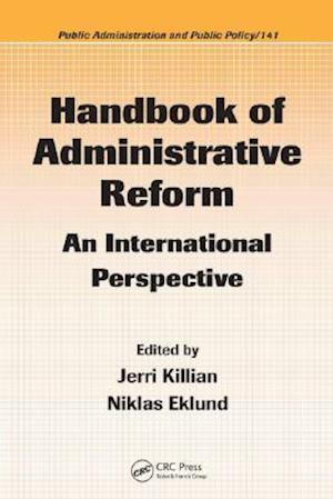 Handbook of Administrative Reform