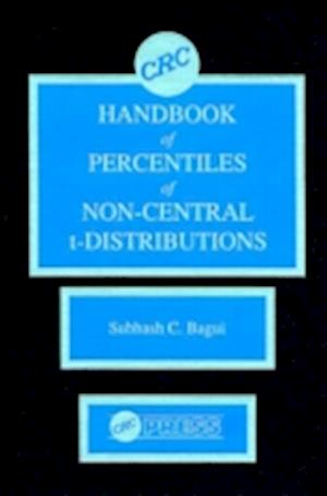 CRC Handbook of Percentiles of Non-Central t-Distributions