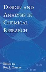 Design and Analysis in Chemical Research (Sheffield Analytical Chemistry, nr. 3)