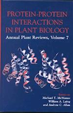 Protein-Protein Interactions in Plant Biology (Annual Plant Reviews, nr. 7)