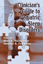 Clinician's Guide to Pediatric Sleep Disorders af Mark Richardson