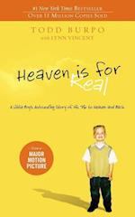 Heaven is for Real af Lynn Vincent, Todd Burpo, Sonja Burpo