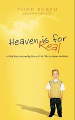 Heaven is for Real Deluxe Edition af Todd Burpo, Lynn Vincent