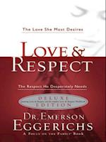 CU Love & Respect Book & Workbook 2 in 1 af Emerson Eggerichs