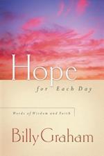 Hope for Each Day af Billy Graham