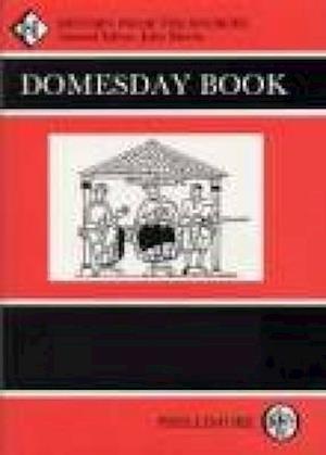 Domesday Book Derbyshire