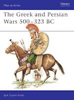 The Greek and Persian Armies, 500-323 B.C. af Jack Cassin scott
