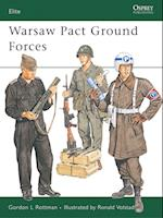 Warsaw Pact Ground Forces (Elite Series, 10)