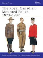The Royal Canadian Mounted Police (Men-At-Arms, nr. 197)